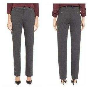 """James Perse Women 9"""" High rise Jersey Trousers"""